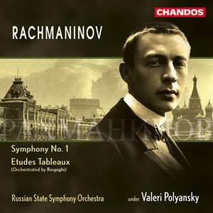 Rachmaninov: Symphony No. 1 in D minor, Op. 13, etc.