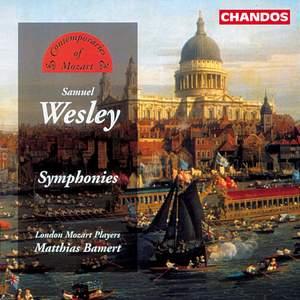 Contemporaries of Mozart: Samuel Wesley