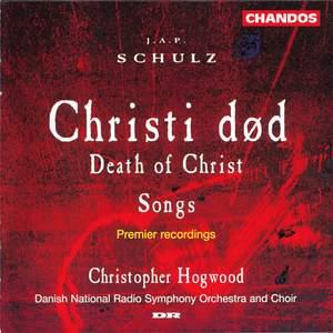 Schulz - Death of Christ