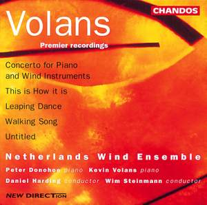 Volans - Music for Wind Ensemble