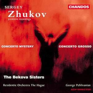 Zhukov: Concerto Mystery, etc.