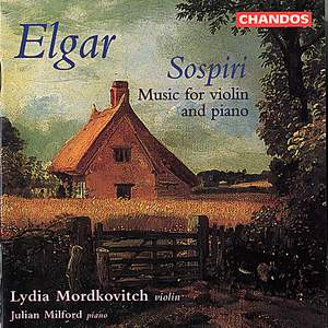 Elgar - Music for Violin & Piano
