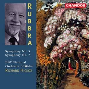 Rubbra: Symphony Nos. 3 & 7