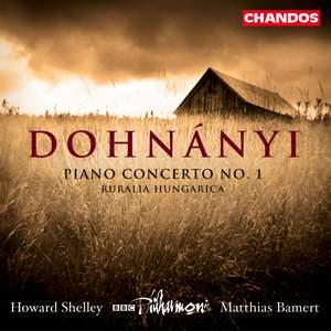 Dohnányi: Piano Concerto No. 1 & Ruralia hungarica