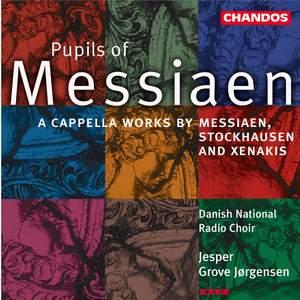 Pupils of Messiaen