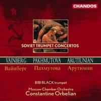 Soviet Trumpet Concertos