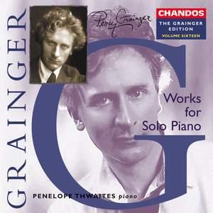 The Grainger Edition Volume 16