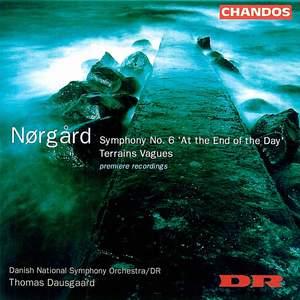 Nørgård: Symphony No. 6 & Terrains Vagues