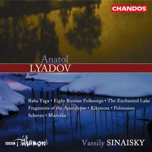 Liadov: Orchestral Works Product Image
