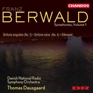 Berwald - Symphonies Volume 1