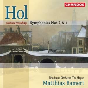 Hol: Symphonies Nos. 2 & 4