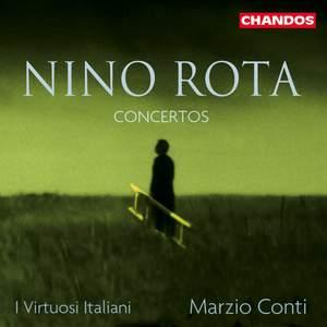 Nino Rota - Concertos