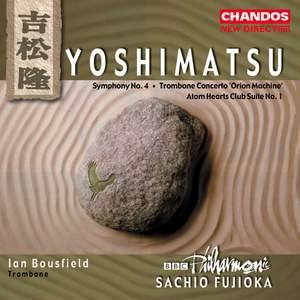 Yoshimatsu: Symphony No. 4, Op. 82, etc.