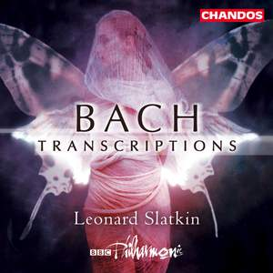 Bach - Transcriptions for Orchestra
