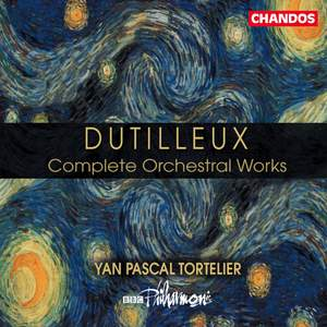 Dutilleux - Complete Orchestral Works