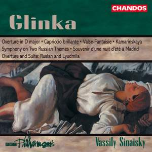 Glinka: Spanish Overture No. 1 'Capriccio brillante on the Jota Aragonese', etc.