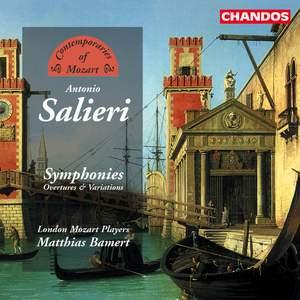 Contemporaries of Mozart - Antonio Salieri