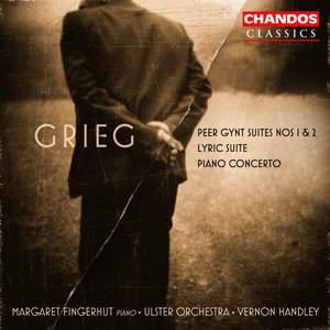 Grieg: Peer Gynt Suite No. 1, Op. 46, etc.