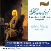 Handel - Complete Chandos Anthems