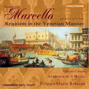 Marcello - Requiem in the Venetian Manner