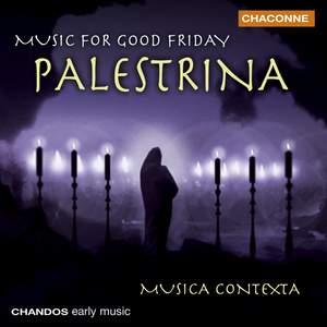 Palestrina - Music for Good Friday