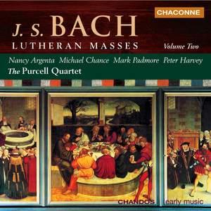Bach - Lutheran Masses Volume 2