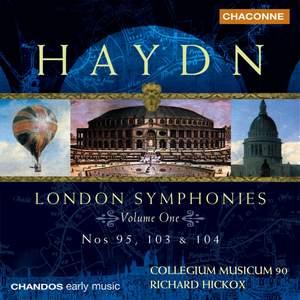 Haydn - London Symphonies Volume 1