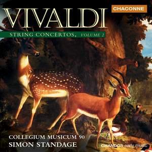 Vivaldi - String Concertos Volume 2