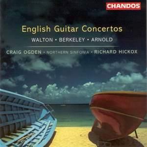English Guitar Concertos Product Image