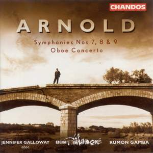 Arnold: Symphonies Nos. 7, 8 & 9