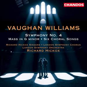 Vaughan Williams: Symphony No. 4 in F minor, etc.