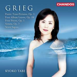 Grieg - Piano music