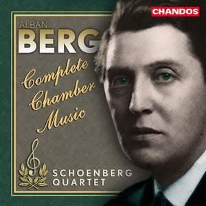 Berg - Complete Chamber Music