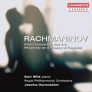 Rachmaninov: Piano Concertos Nos. 1-4, etc.