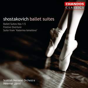 Shostakovich - Ballet Suites 1-5