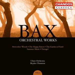 Bax - Orchestral Works Volume 3