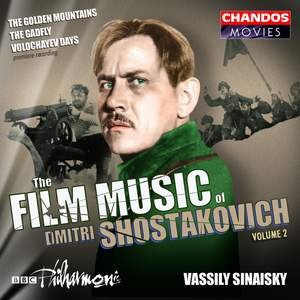 The Film Music of Dmitri Shostakovich, Volume 2