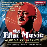 The Film Music of Sir Malcolm Arnold Volume 1