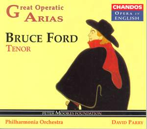 Great Operatic Arias 1 - Bruce Ford Volume 1 Product Image