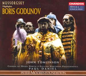 Mussorgsky: Boris Godunov (highlights)