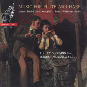 Music for Flute and Harp Product Image