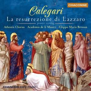 Calegari: La resurrezione di Lazzaro (The Raising of Lazarus) Product Image