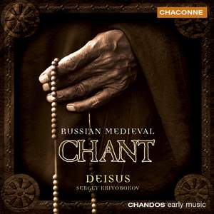 Russian Medieval Chant Product Image