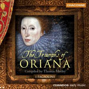 The Triumphs of Oriana Product Image