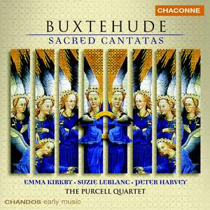 Buxtehude - Sacred Cantatas