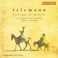 Telemann - Burlesque De Quixotte