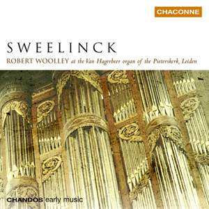 Sweelinck - Keyboard Works Volume 1