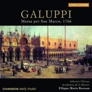 Galuppi: Messe per San Marco, 1766