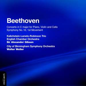 Beethoven: Triple Concerto for Piano, Violin, and Cello in C major, Op. 56, etc.