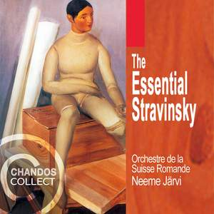 The Essential Stravinsky